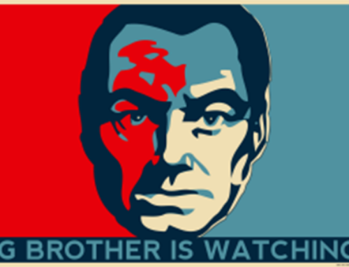 Big Brother Is Watching; How About Big Insurers or Big Pharma?
