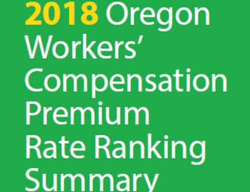 "Oregon Report 2018 – One ""Big"" Takeaway on Workers' Compensation ""Reforms"" (October 2018)"