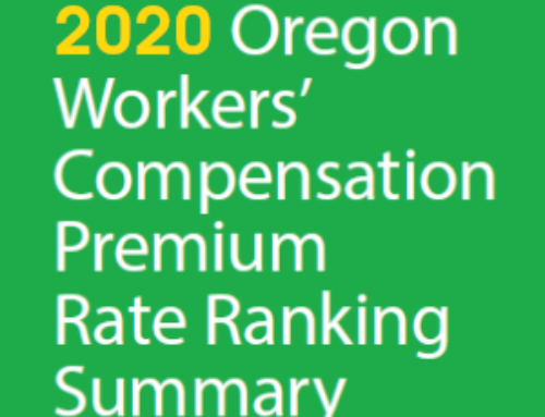 Oregon Report 2020 – The Rates Keep Dropping and a Lot (February 2021)